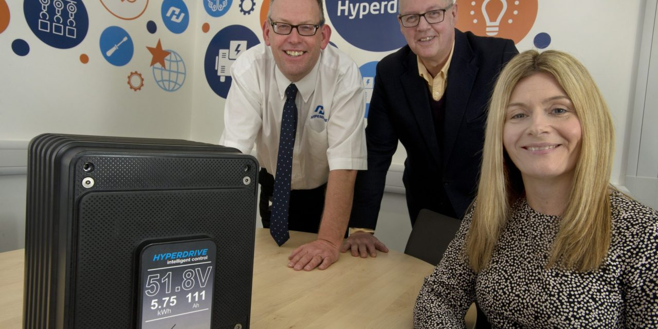 Battery technology firm upskills managers to support ambitious growth plans