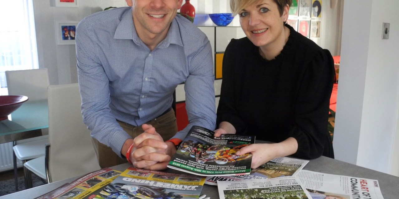 North East publishing firm launches second publication as growth continues