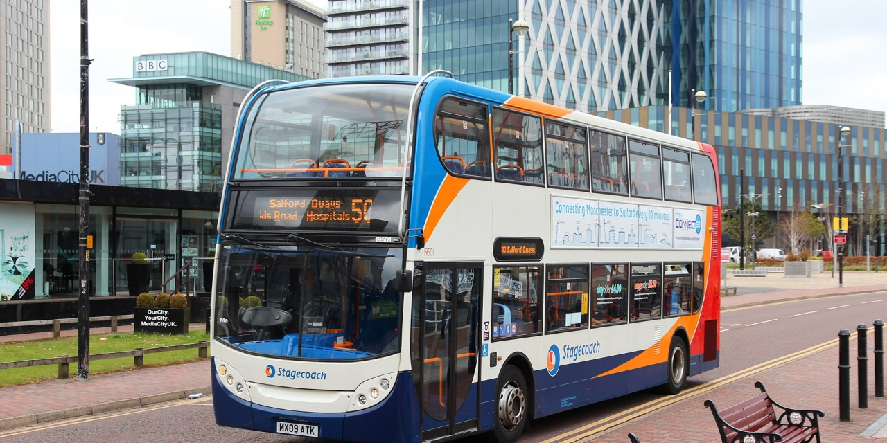 Stagecoach thanks employees – including Hartlepool workers who are helping healthcare organisations