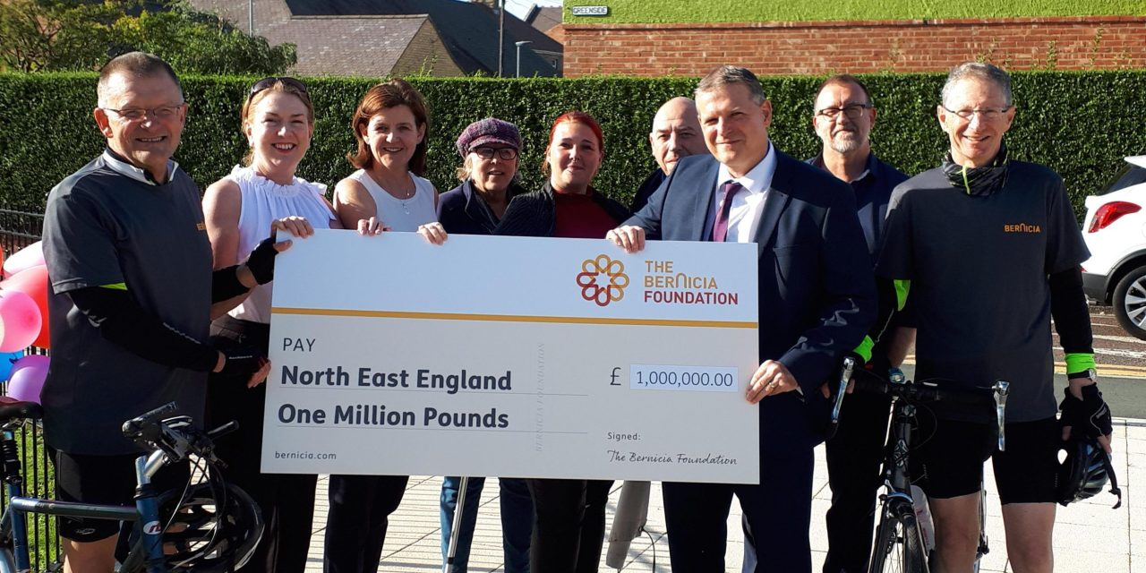 Bernicia Foundation fast-tracks £200k to organisations helping North East communities