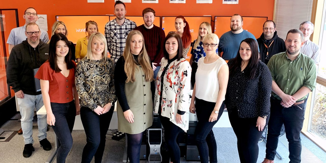 Sunderland firm wins prestigious Queen's Award in honour of international trade success
