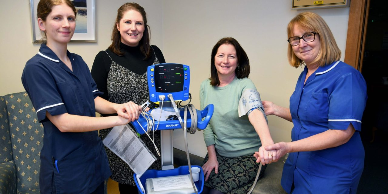 Tees Valley hospice helps make patients more comfortable thanks to NBS grant