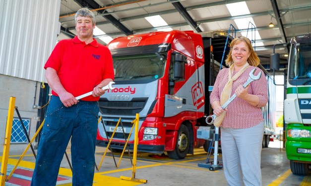 Cramlington firm opens £500,000 service and repair centre for commercial vehicles