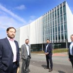 150 new jobs as Northern Gas and Power takes space in landmark development