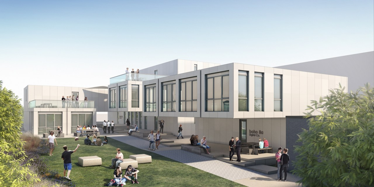 Engineering firm chosen to deliver lego-inspired second phase of digital and creative hub