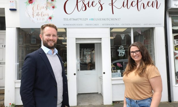 Baker Leanne has the right recipe for business growth as her new shop opens its doors