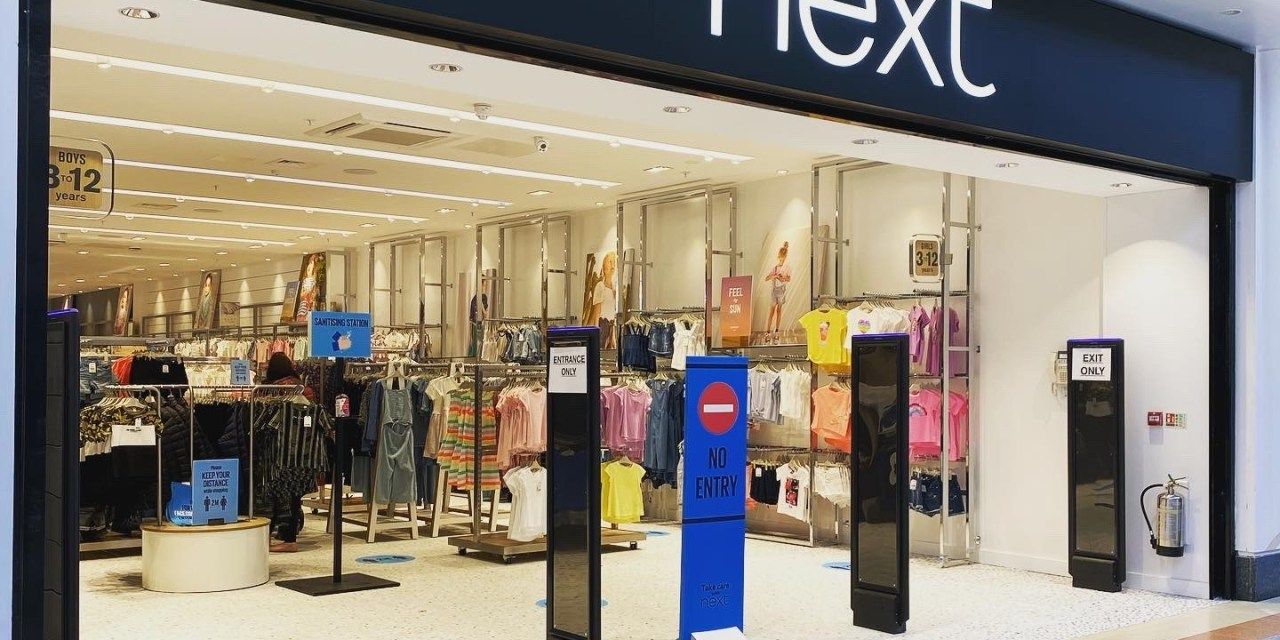 Newly expanded Next at the Bridges open to shoppers