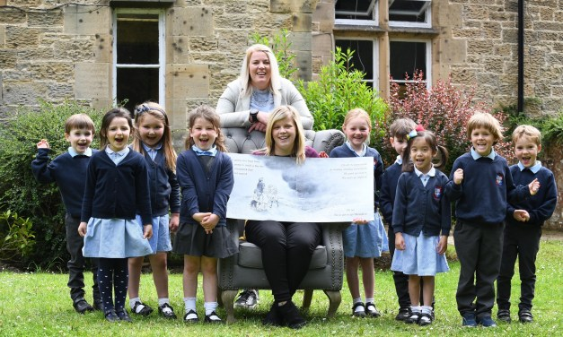 Storyteller sits comfortably at Northumberland school thanks to Countylife Homes