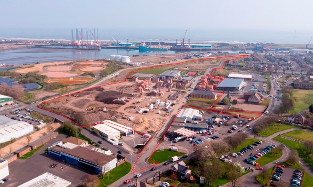 Decade-long regeneration project on former colliery site successfully completed