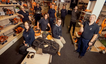 Over 50 people on Husqvarna career ladder thanks to partnership with GEM Training