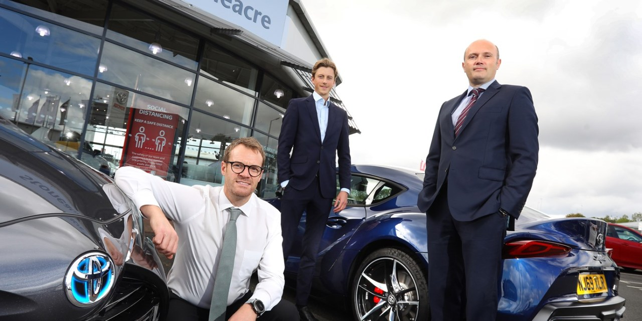 North East entrepreneur drives away from motor retail business after Stoneacre acquisition