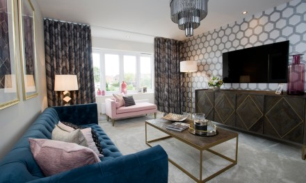 First homes to take shape at new housing development in Blyth