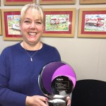 Northumberland businesswoman Caroline Moody wins freight industry leadership award