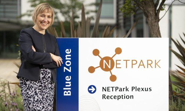 Engineering firm confirmed as first tenant at NETPark's co-working space