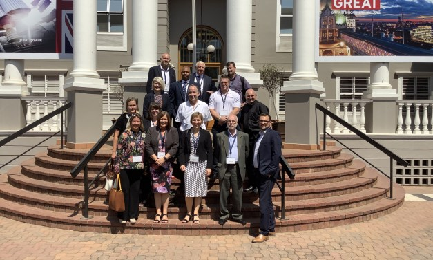 County Durham businesses attend virtual trade mission to South Africa