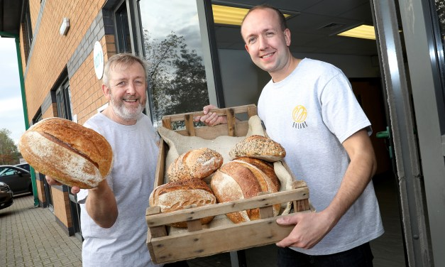 Father and son rise to the challenge and expand their bakery business