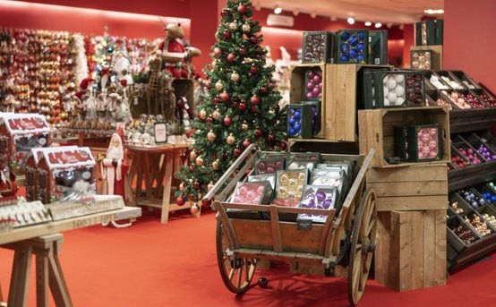 Producers given chance to have their goods displayed at the Fenwick Christmas Craft Fair
