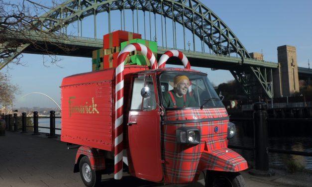 Ho ho ho as Fenwick Newcastle launches festive delivery service