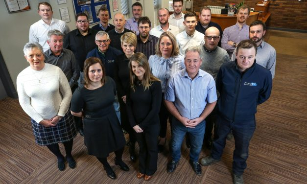 Fabrication firm shows steely determination to grow after lockdown contract wins