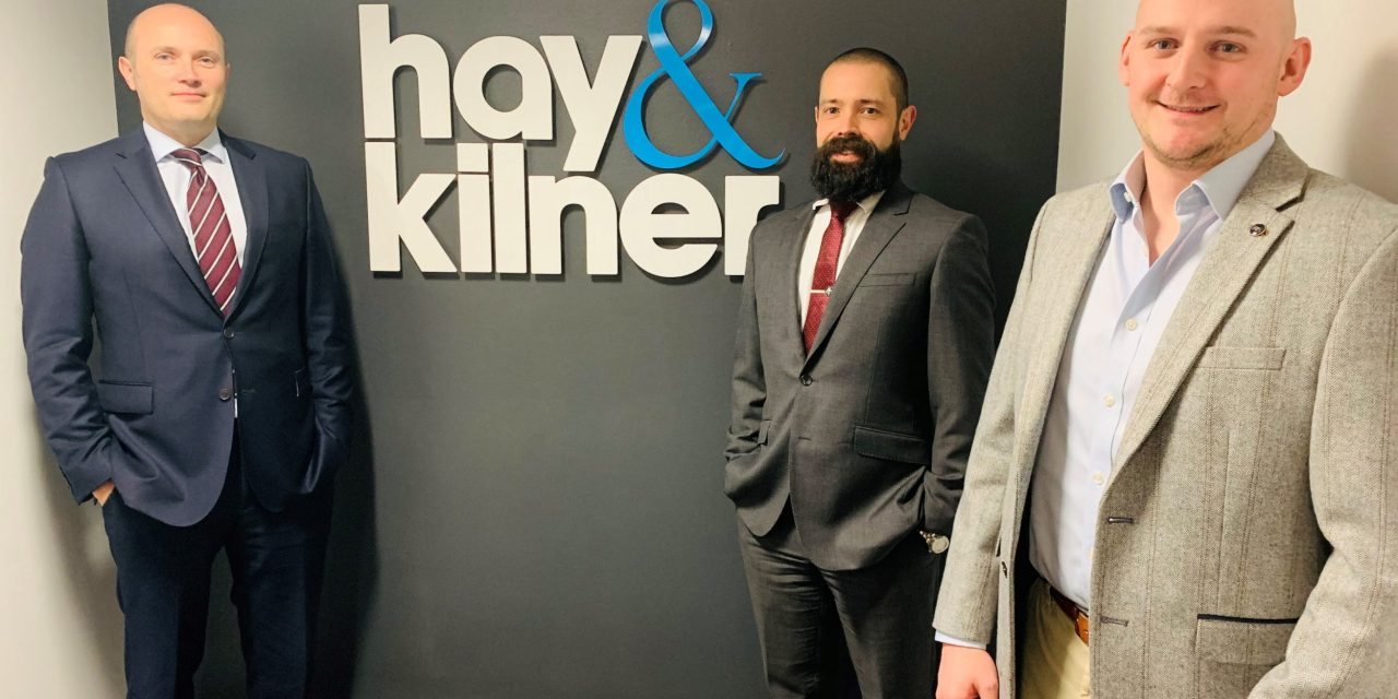 Senior appointments for North East law firm