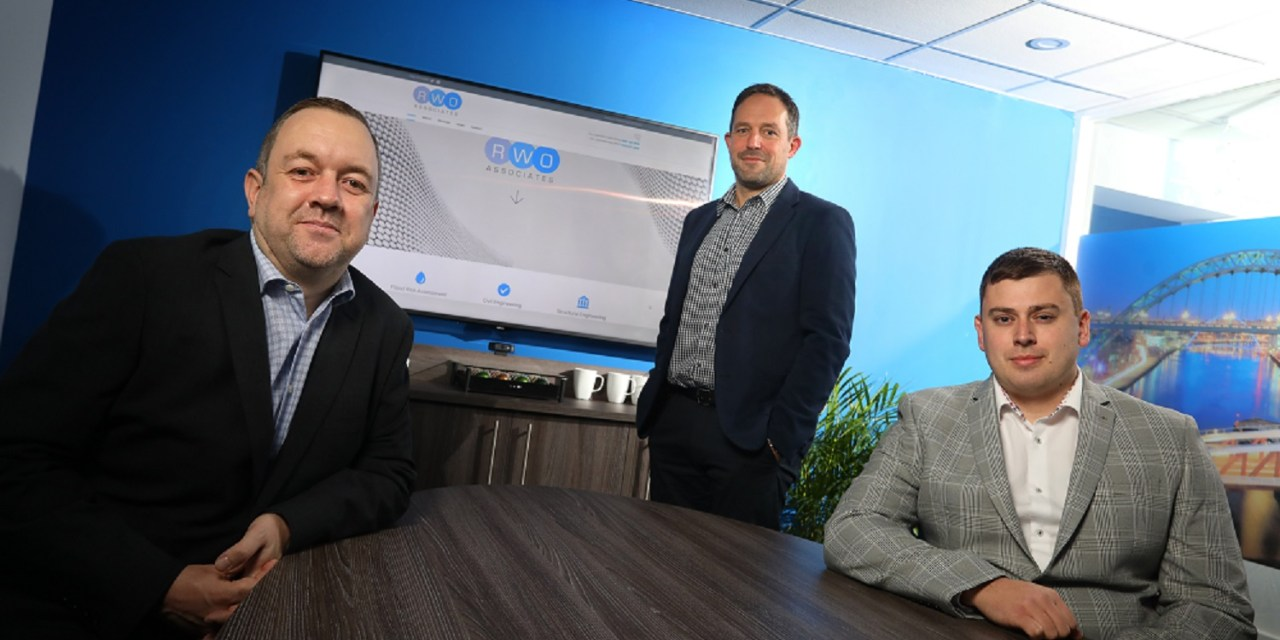 North East engineering firm announces new senior management team