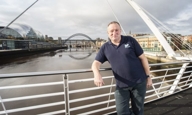 From Ship's Bridge to the Millennium Bridge and beyond for former harbour master