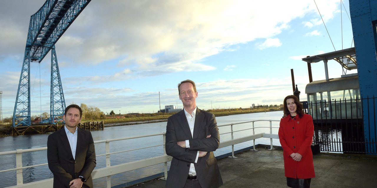 PD Ports unveils plans for innovative digital platform to boost River Tees competitiveness