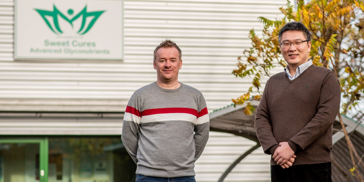 The future looks sweet for health supplement manufacturer following MBO