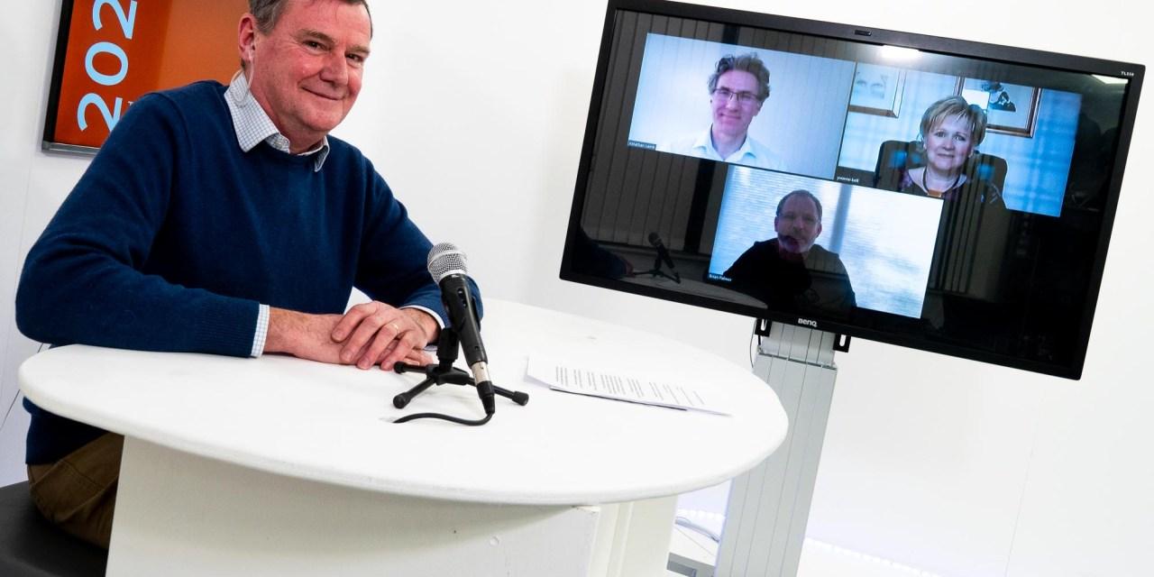 Entrepreneurs' Forum chairman James Robson MBE declares  2021 as 'Year of the Entrepreneur'