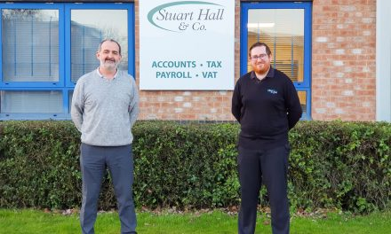 New opportunities equal new business for accountancy firm