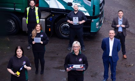 North East delivery firm records significant growth following continued surge in online shopping