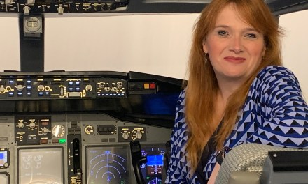 Entrepreneur aiming to help others fly high as she launches her own consultancy