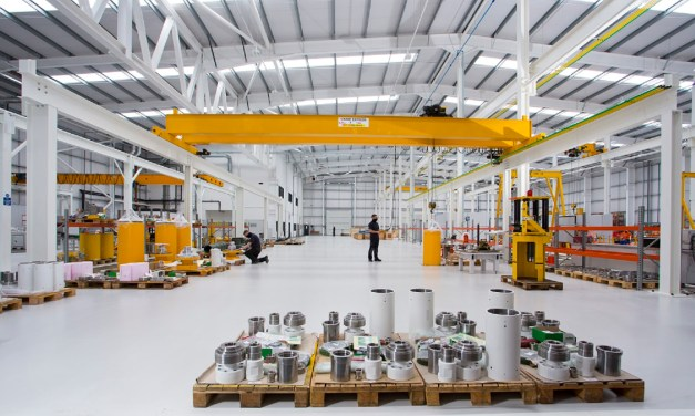 £3.5m subsea engineering facility opens in Gateshead