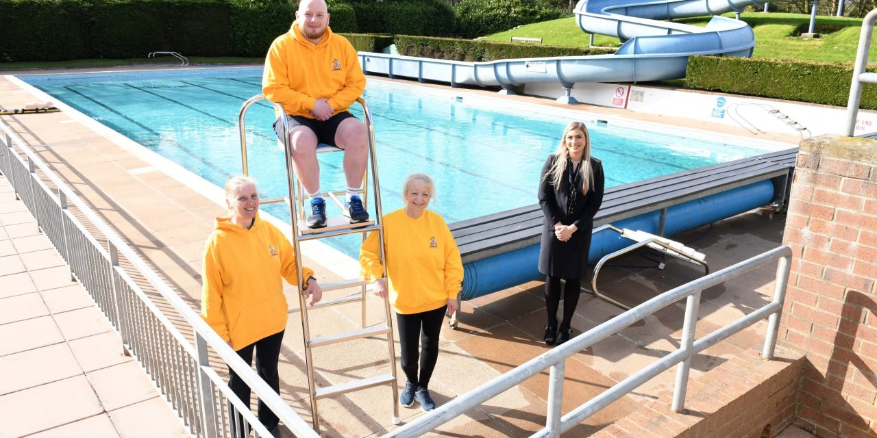 Northumberland leisure centre offers subsidised lifeguard training thanks to four-figure grant