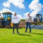 Bulldozer funding helps construction group break new ground