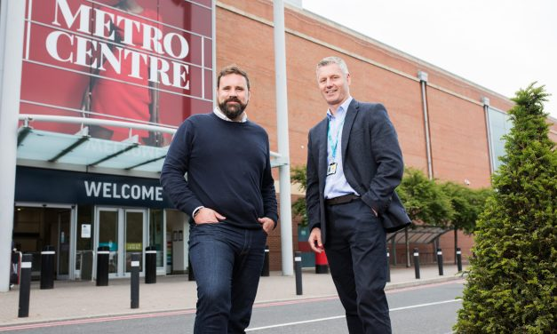 Metrocentre partners with Elmtronics to update EV charging points
