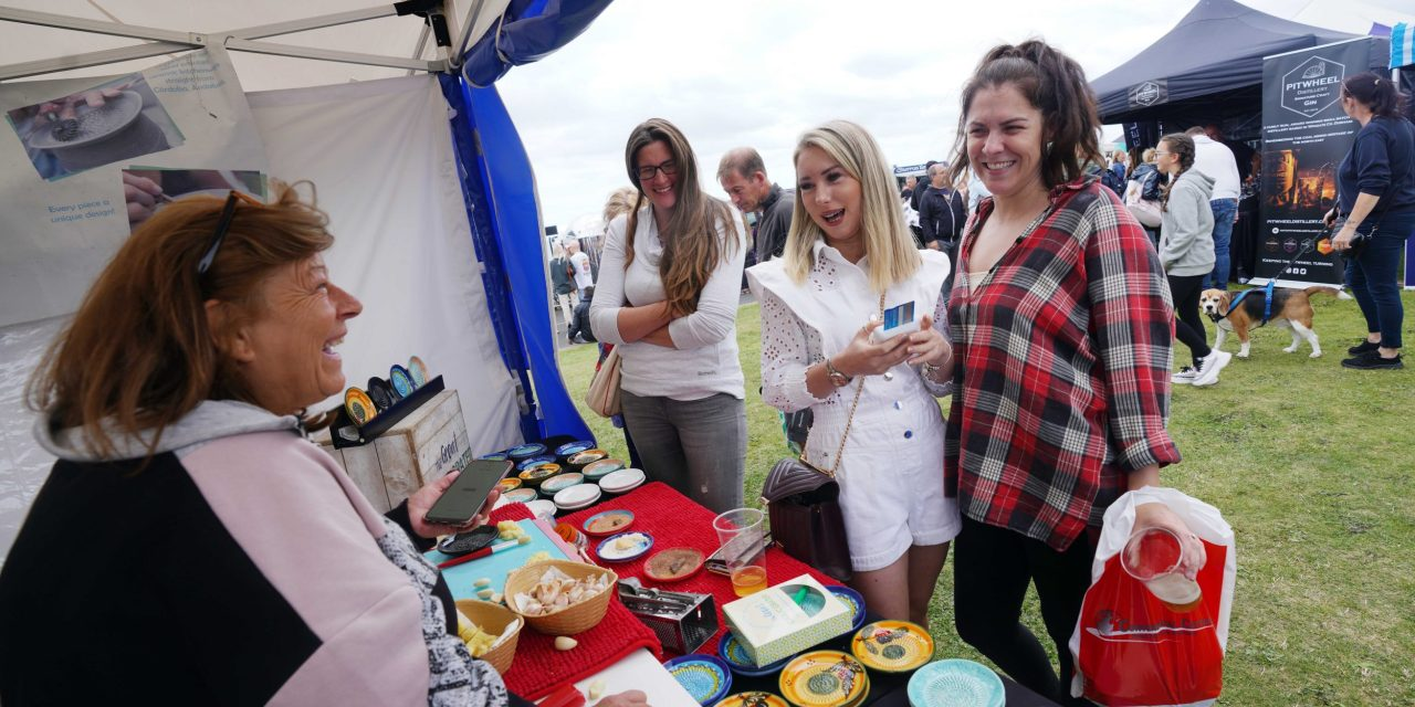 Thousands flock to Seaham Food Festival