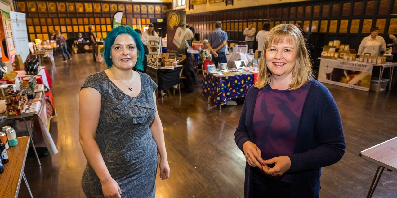 County Durham producers boost local economy at first-ever trade fair