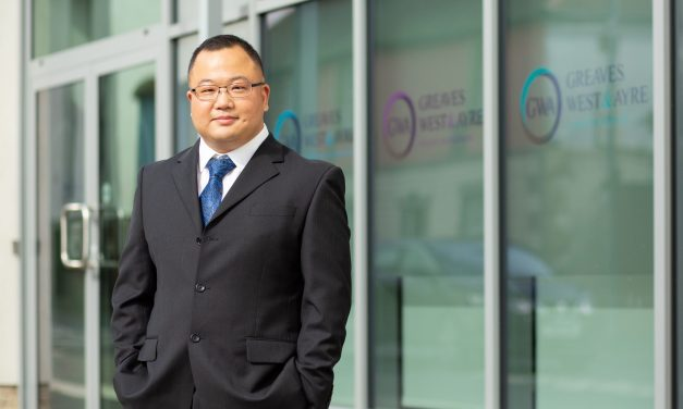 Accountancy firm announces promotion of Xin Zhang to associate