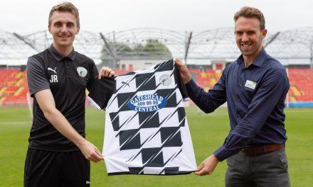 Gateshead Football Club confirms Nuffield Health as club's official healthcare partner
