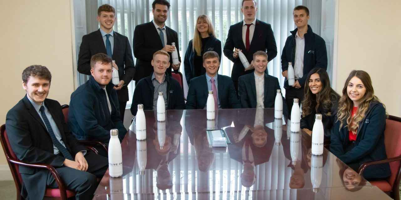 Clive Owen LLP increases headcount by 10 per cent to support continued growth