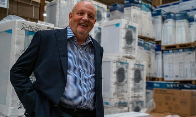 Washing machine manufacturer Ebac appoints new managing director