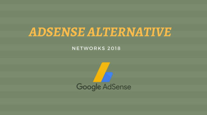 Best Adsense Alternative 2018