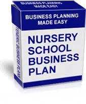 nursery primary school business plan
