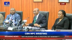 CBN Holds 256th MPC Meeting Next Week
