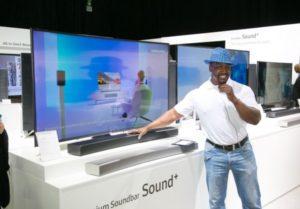 Samsung Unveils New MS750 Soundbar