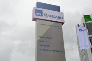 Ilori Retires as Axa Mansard Insurance CEO