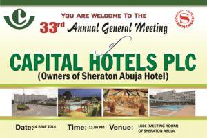 3 Directors Quit Capital Hotels Plc as Idigie Elected Chairman