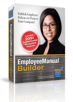 JIAN Employee Manual Builder workplace policies handbook software template app non not for profit 2015