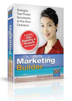 JIAN Marketing Builder strategic marketing plan software template